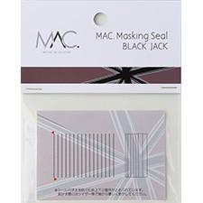 ネイル テープ マスキング MAC. マスキングシール BLACK JACK