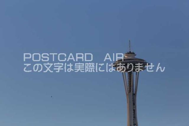 【アメリカの風景/シアトルのポストカード】シアトルのはがきハガキ photo by MIRO