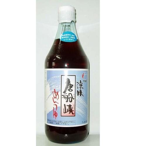 唐船峡食品 涼味唐船峡めんつゆ [500ml]