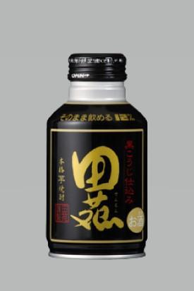 田苑酒造 芋 黒麹仕込みボトル缶 12度 300ml 芋焼酎