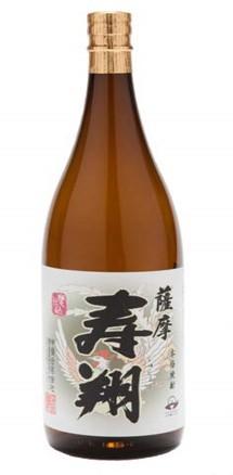中俣酒造 薩摩寿翔 25度 720ml 芋焼酎