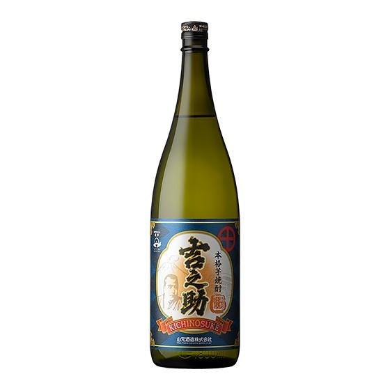 【鹿児島限定】山元酒造 吉之助 25度 1800ml 芋焼酎