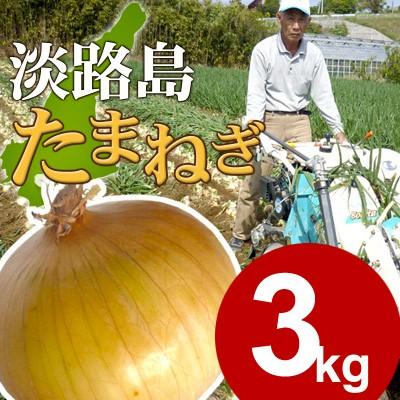 淡路島 玉ねぎ 3キロ 送料無料 母の日 父の日 今井ファーム 国産 安心安全 産地直送 有機質肥料 玉ねぎ たまねぎ タマネギ 採れたて 野菜