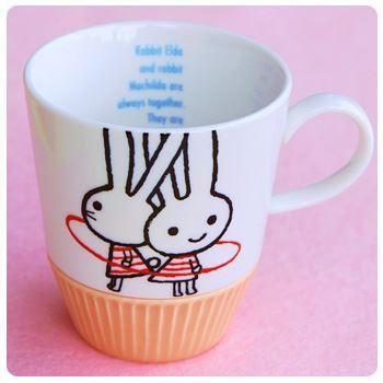 Shinzi Katoh シンジカトウ 【ダンダン マグ ring】(かわいい ギフト セット 子供 食器 おしゃれ カップ コーヒー カフェ 動物 北欧 くま