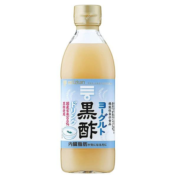 ミツカン ヨーグルト黒酢 500ml MIZKAN お酢ドリンク 飲むお酢 黒酢 健康酢 お酢飲料