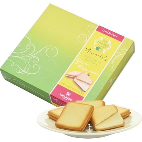 ゆいかわら8枚 バレンタイン ケーキ エーデルワイス[食べ物>スイーツ・ジャム>ケーキ]