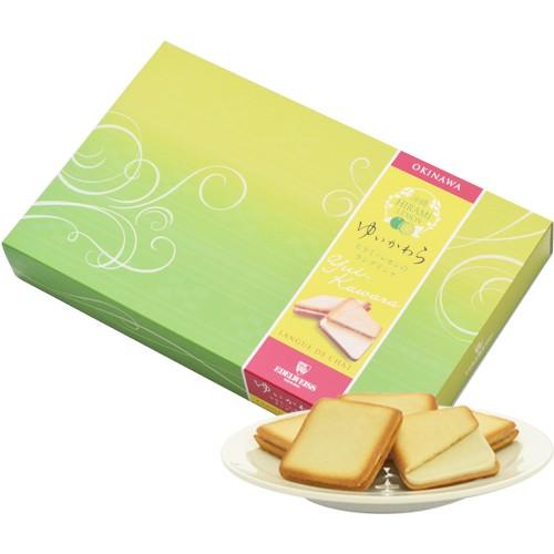 ゆいかわら12枚 バレンタイン ケーキ エーデルワイス[食べ物>スイーツ・ジャム>ケーキ]