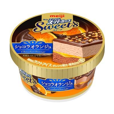 明治エッセルスーパーカップ Sweet's ショコラオラン...