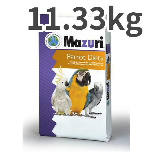 マズリ パロット メンテナンス ダイエット 鳥類用 11.33kg【送料無料】