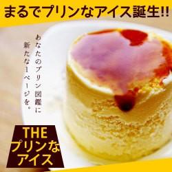 THE プリンなアイス ギフト/ぷりん/スイーツ プリンアイス スイーツ シェア ファミリー お茶会