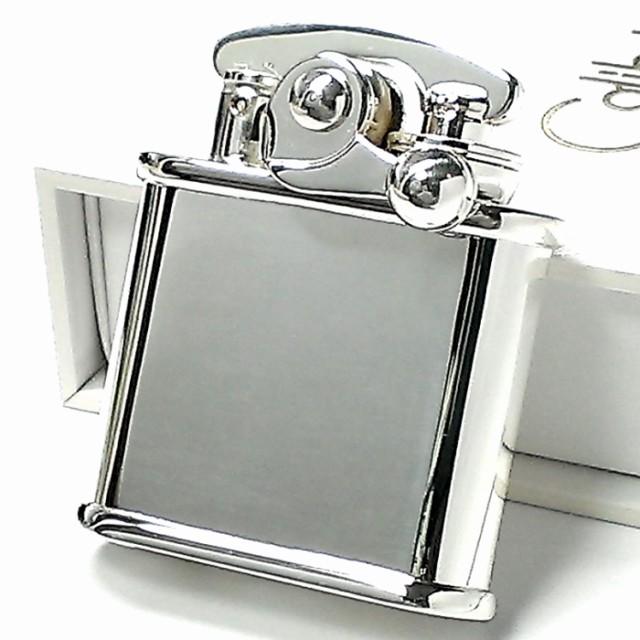 オイルライター Colibri コリブリ シルバーミガキ 鏡面 レトロ 無地 フリント ライター かっこいい メンズ ブランド おしゃれ ギフト 送