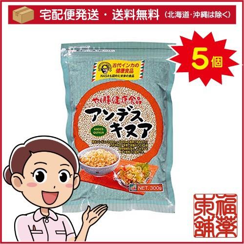 OSK やく膳健康食品 アンデスキヌア(300g)×5個 [宅配便・送料無料] 「T60」
