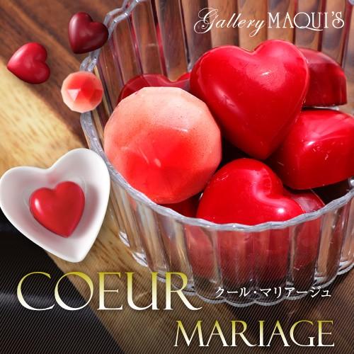 バレンタインデー クール・マリアージュ(チョコレートギフト)【最高級チョコレート使用】【ギフト】