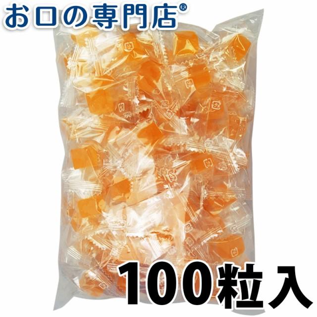 BSA みかんキシリトールグミ 大袋 100粒 × 1袋 【歯科専売品】