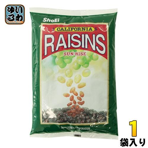 正栄食品 サンライズレーズン 1kg 1袋入