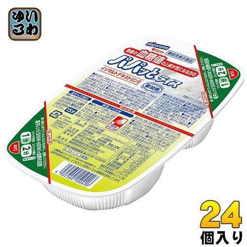 はごろもフーズ 食後の血糖値の上昇が気になる方のパパッとライス 200g 24個入