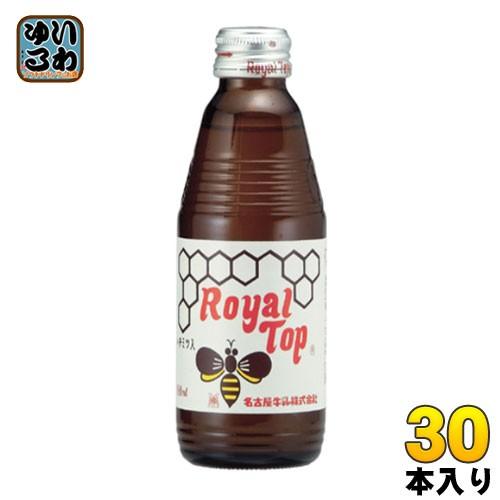 名古屋牛乳 ローヤルトップ 180ml 瓶 30本入