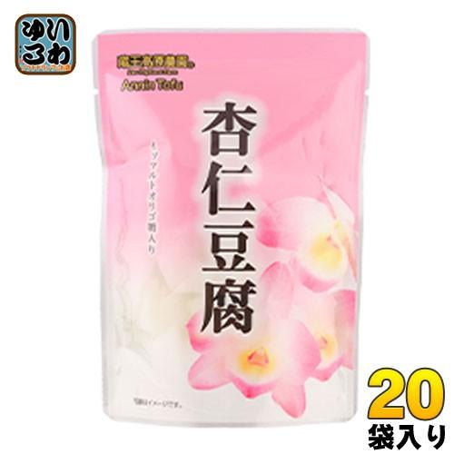 和歌山産業 蔵王高原農園 杏仁豆腐 180g 20袋入(10袋入×2まとめ買い)