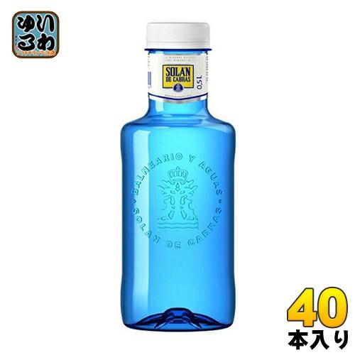 スリーボンド貿易 ソラン・デ・カブラス 500mlボトル 40本 (20本入×2 まとめ買い)