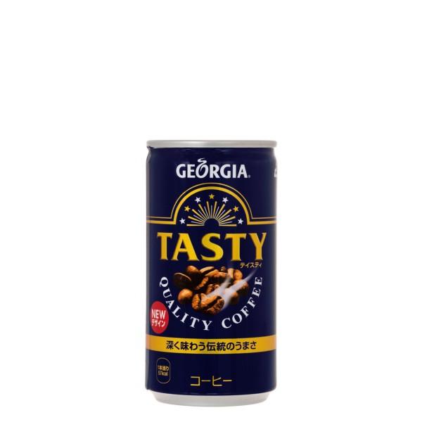【全国送料無料】ジョージアテイスティ 185g缶