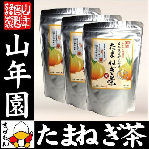 たまねぎ茶 麦茶入り 10g×30パック×3袋セット 国産 たまねぎ茶 食物繊維 健康茶 玉葱 オニオン たまねぎの皮 粉末100% 送料無料 お茶