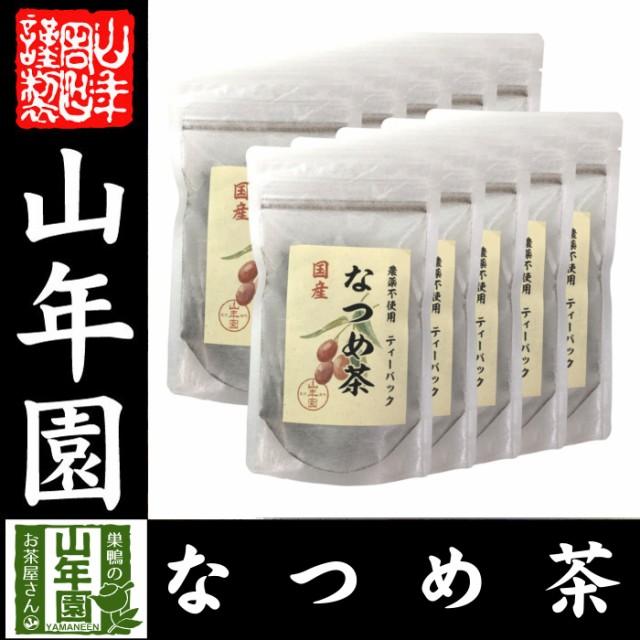 【国産】なつめ茶 ティーバッグ 24g(2g×12P)×10袋セット 無農薬 ノンカフェイン 漢方 薬膳 果物 送料無料 お茶 母の日 父の日 2021