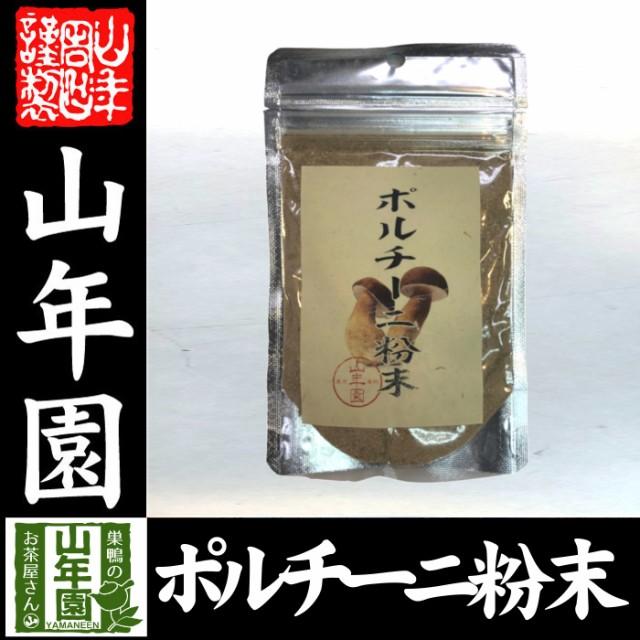 【本場イタリア産無農薬100%】 ポルチーニ茸の粉末 40g 無農薬で栽培されたポルチーニ茸を温風乾燥させて粉末に 健康 送料無料 緑茶 ダイ