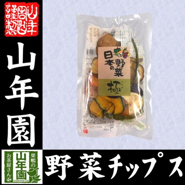 【国産100%】野菜チップス 日本の野菜・極 50g 送料無料 徳島鳴門産の塩と種子島産の砂糖、国産の野菜を使用して仕上げました 野菜チッ