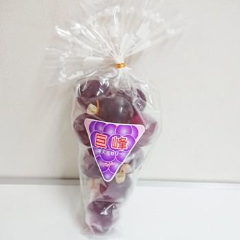 巨峰寒天ゼリー (信州長野県のお土産 お菓子 お取り寄せ スイーツ ギフト 果物ゼリー 通販)