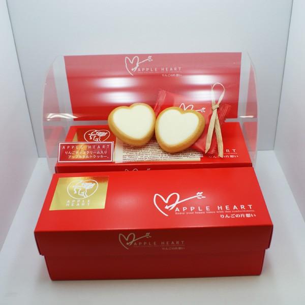 りんごの片想いタルト10個入(信州長野県のお土産 お菓子 おみやげ 洋菓子 ギフト 長野土産 林檎スナック りんごのお菓子 お取り寄せスイ