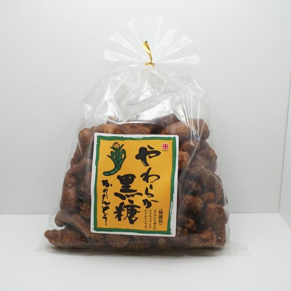 やわらか黒糖かりんとう(信州長野県のお土産 お菓子 和菓子 お取り寄せ ご当地グルメ ギフト お煎餅 せんべい おかき 花林糖)