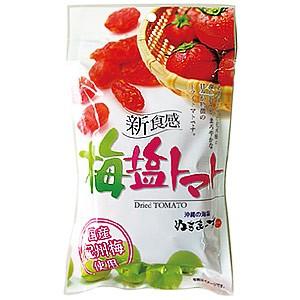 沖縄の塩まぶしドライトマト 梅塩トマト 1袋(120g) 株式会社沖縄美健