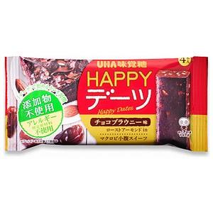UHA味覚糖 HAPPYデーツ チョコブラウニー 4本入(29g)