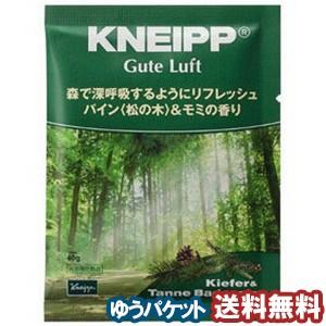 クナイプ グーテルフト パイン(松の木) モミの香り 40g 医薬部外品 メール便送料無料