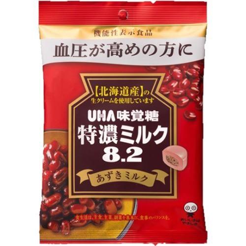 【機能性表示食品 特濃ミルク8.2 あずきミルク 93g】[代引選択不可]