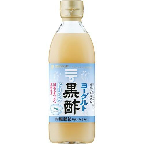 【ミツカン ヨーグルト黒酢 500mL】