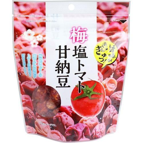 【味源 梅塩トマト甘納豆 130g】[代引選択不可]