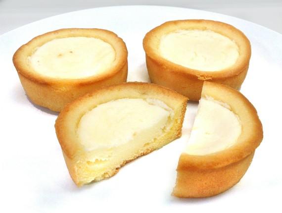 北海道ミルクタルト 4個 昭和製菓 志濃里 函館お土産 北海道産 道産素材使用 牛乳