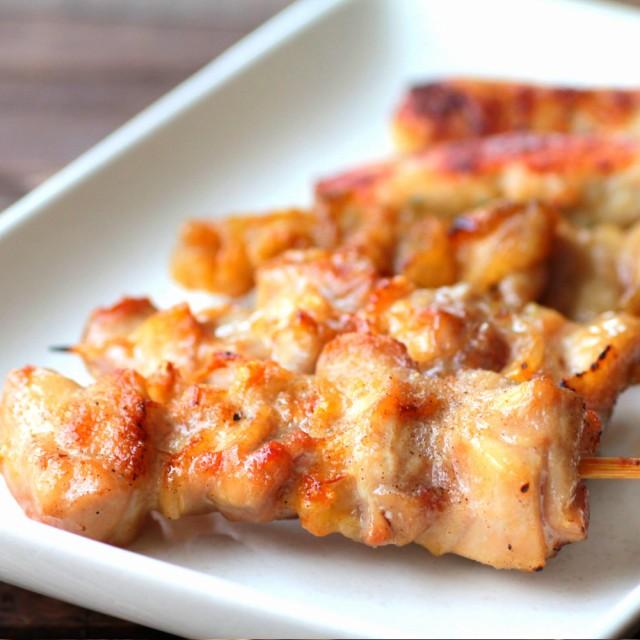 国産焼き鳥 もも串5本 焼鳥 業務用 バーベキュー 肉 国産若鶏 肉 冷凍