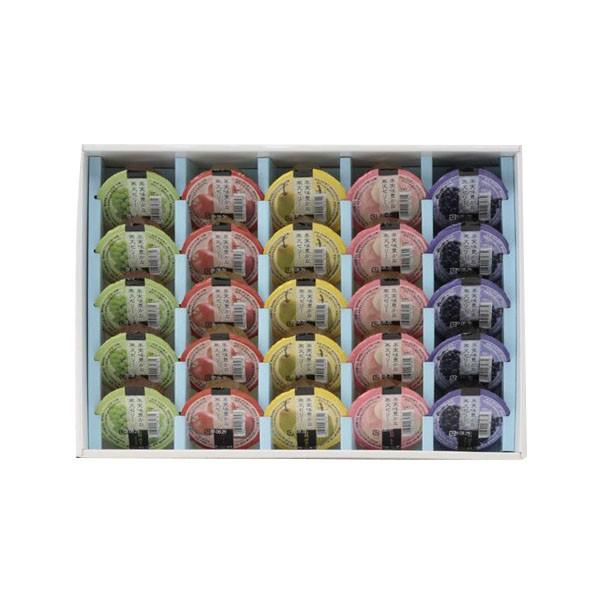 子供 人気 贈り物 お菓子 おくりもの ギフト パントリー 詰め合わせ アルプス 信州フルーツゼリー詰合せ (80g×25個) TZ-30 M