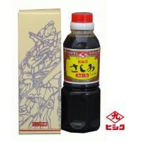 しょうゆ 鹿児島 塩分14.5%ヒシク藤安醸造 甘口 さしみ醤油 300ml×12本 S-036 M