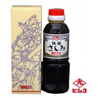 ヒシク藤安醸造 特醸 さしみ醤油 300ml×6本 S-036上 M