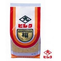 食品 生みそ 手造りヒシク藤安醸造 特上福みそ(麦白みそ) 1kg×5個 M