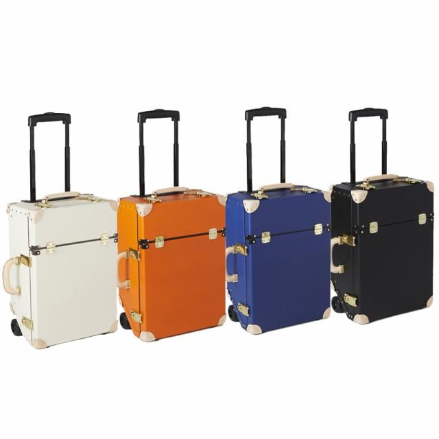 スーツケース 日本製 旅 キャリーバッグ TIMEVOYAGER Trolley タイムボイジャー トロリー プレミアムII 33L レザー レトロ 女子 か