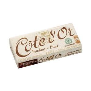 ギフト ヨーロッパコートドール タブレット・ビターチョコレート 12個入り M