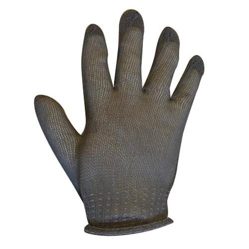 切れない手袋 作業用手袋 防刃手袋 網状手袋 スーパーワイヤー(片手のみ・左右兼用) エクストラタイプ JHSW-2302 耐刃手袋 軍手 グロー