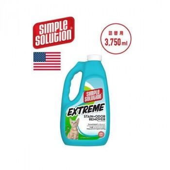 消臭剤 汚れ マーキング 正規輸入品 ブラントン・カンパニー社製 猫専用・強力シミ取り消臭スプレー シンプルソリューションEX (詰替用)