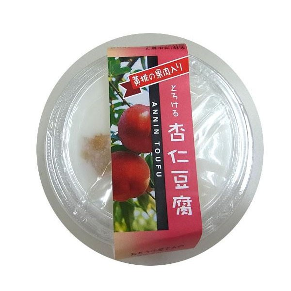 とろける杏仁豆腐 24個セット (送料無料) 直送
