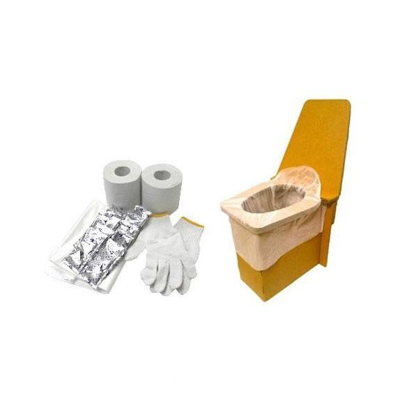 対策 地震 震災 消臭 災害 備え 便利 グッズ 防災用品 緊急非常用簡易型トイレ @(アット)トイレ