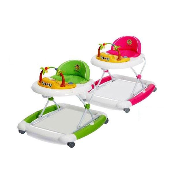 消音キャスター ロッキング セーフティダブルロック機能 メロディボード シート付き 赤ちゃん 取り外し可能 椅子 おもちゃ チェア JTC(ジ